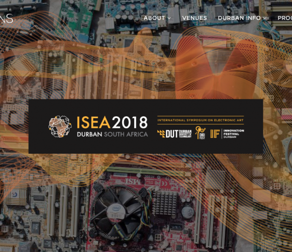 ISEA Website